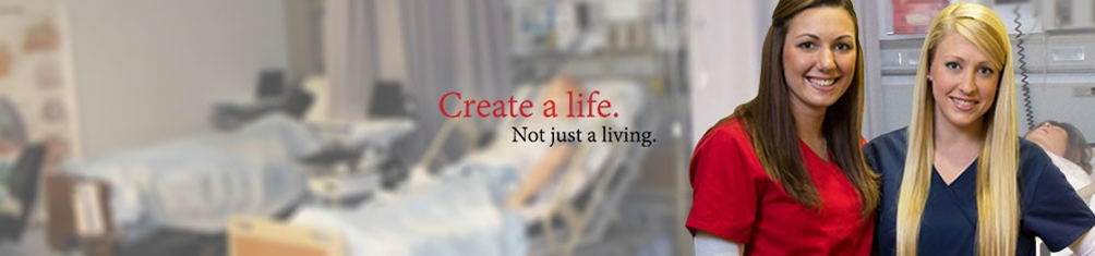 Create a life. Not just a living.